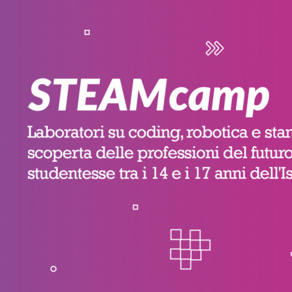 STEAMcamp sbarca a Brindisi per FAST Academy